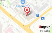 Схема проезда до компании ЮСМ в Иваново