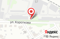 Схема проезда до компании РусЛом37 в Иваново