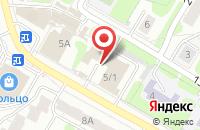 Схема проезда до компании ИГТСК в Иваново