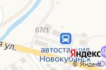 Схема проезда до компании Вдали от жен в Новокубанске