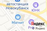 Схема проезда до компании Магазин спутникового оборудования в Новокубанске