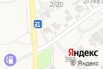 Схема проезда до компании Автосервисный центр в Новокубанске