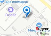 Меланж-авто на карте