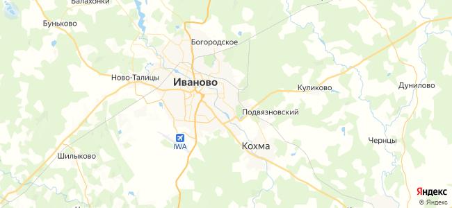 13 автобус в Иваново