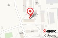 Схема проезда до компании Отделение почтовой связи в Фанернике