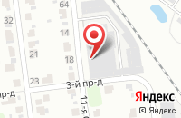 Схема проезда до компании Русский Манчестер в Иваново