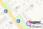 Схема проезда до компании Vital Rays в Новокубанске
