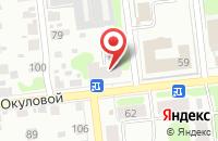 Схема проезда до компании Островок здоровья в Иваново