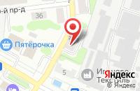 Схема проезда до компании Философия красоты в Иваново