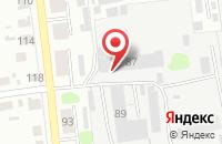 Схема проезда до компании Карбон в Иваново