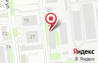 Схема проезда до компании Ивановский НИИ пленок и искусственных кож технического назначения в Иваново