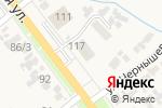 Схема проезда до компании Магнат в Новокубанске