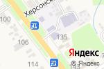 Схема проезда до компании Звездочка в Новокубанске