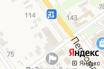 Схема проезда до компании Салон красоты в Новокубанске