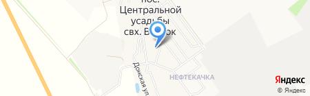 Детский сад №31 на карте Армавира