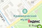 Схема проезда до компании Новокубанское районное казачье общество в Новокубанске