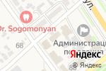Схема проезда до компании Государственная инспекция Гостехнадзора по Новокубанскому району в Новокубанске