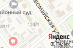 Схема проезда до компании Смешные цены в Новокубанске