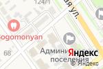 Схема проезда до компании Опт-Торг в Новокубанске