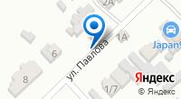 Компания Почтовое отделение №12 на карте