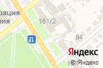 Схема проезда до компании Новый стиль в Новокубанске
