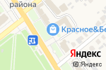 Схема проезда до компании Кнопка в Новокубанске
