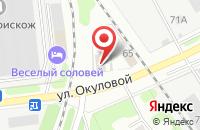 Схема проезда до компании Федеральный похоронный дом в Иваново