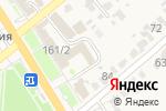 Схема проезда до компании Кадастровый инженер Гончаров В.Ф. в Новокубанске