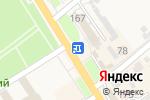 Схема проезда до компании Киоск по ремонту обуви и изготовлению ключей в Новокубанске
