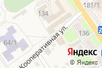 Схема проезда до компании Быт Кубани в Новокубанске