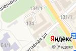 Схема проезда до компании Мои документы в Новокубанске