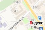Схема проезда до компании Армавир-Зооветснаб, ЗАО в Новокубанске