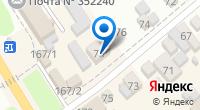 Компания Отдел Управления Федеральной миграционной службы России по Новокубанскому району в г. Новокубанске на карте