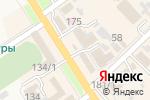 Схема проезда до компании Империя в Новокубанске