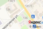 Схема проезда до компании СТЕПЛЕР в Новокубанске