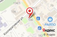 Схема проезда до компании Фирма по изготовлению мебели под заказ в Новокубанске