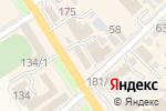 Схема проезда до компании Магазин овощей и фруктов в Новокубанске