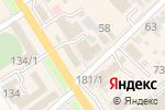 Схема проезда до компании Магазин электрики в Новокубанске