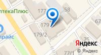 Компания Стар некст на карте