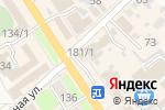 Схема проезда до компании Билайн в Новокубанске