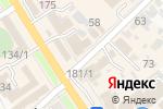 Схема проезда до компании RUS Bike & Tools в Новокубанске