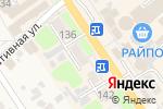 Схема проезда до компании Кадастровый инженер Кугафоренко Е.Н. в Новокубанске