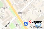 Схема проезда до компании Благо в Новокубанске