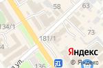 Схема проезда до компании Фотоателье в Новокубанске