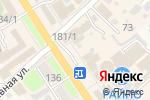 Схема проезда до компании У Гретты в Новокубанске