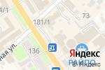 Схема проезда до компании Колбасные изделия в Новокубанске