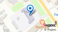 Компания Детский сад №2, Светлячок на карте