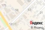 Схема проезда до компании Макс в Новокубанске