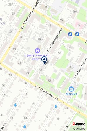 ИВАНОВСКОЕ ОТДЕЛЕНИЕ №27 Ф ПОЧТА РОССИИ на карте Иваново