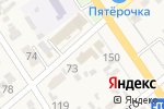 Схема проезда до компании Бюро медико-социально экспертизы №35 в Новокубанске